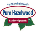 Purehazel wood
